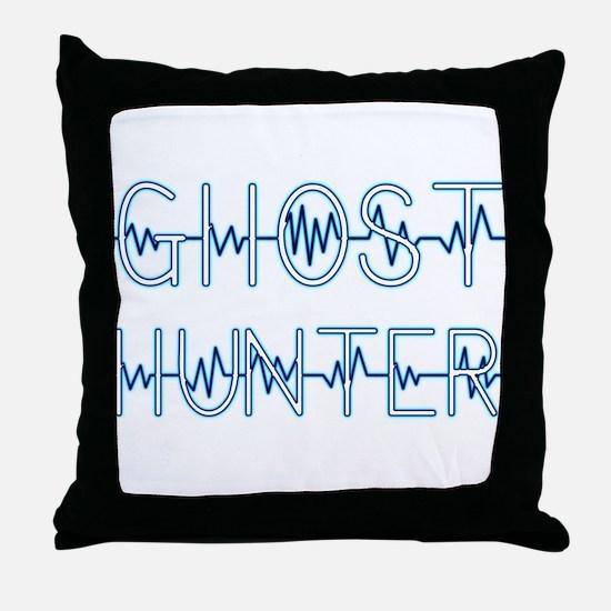 Funny Paranormal Throw Pillow