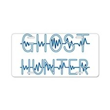Cool Paranormal Aluminum License Plate