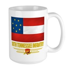 18th Tennessee Infantry Mug