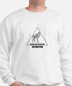 Modern Army Combatives Instructor Sweatshirt