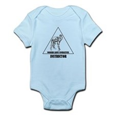 Modern Army Combatives Instructor Onesie
