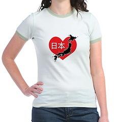 Heart Japan T