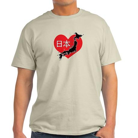Heart Japan Light T-Shirt
