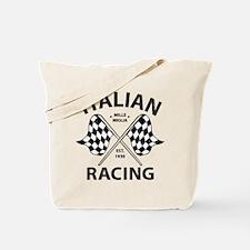 Italian Racing Tote Bag