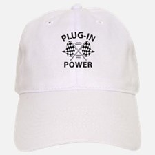 Plug In Power Baseball Baseball Cap