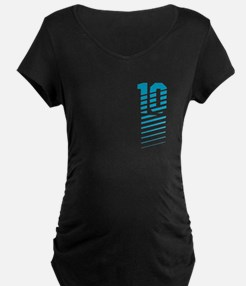 Sports Fashion NUMBER TEN T-Shirt