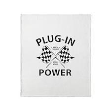 Plug In Power Throw Blanket