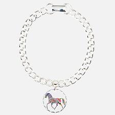 Horse Of Many Colors Bracelet