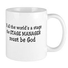 Stage Manager Small Mugs