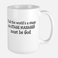 Stage Manager Ceramic Mugs
