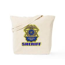 Contra Costa County Sheriff Tote Bag