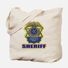 Contra Costa County Sheriff Tote Bag