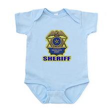 Contra Costa County Sheriff Infant Bodysuit