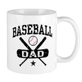 Baseball dad Standard Mugs (11 Oz)