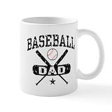 Baseball dad Standard Mugs (11 Oz)