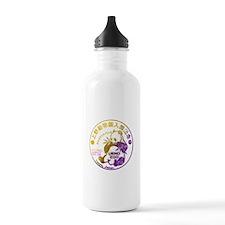 JAPANESE PANDA BEAR STAMP Water Bottle