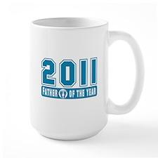 2011 Father of the Year Mug