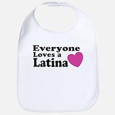 Everyone Loves a Latina Bib