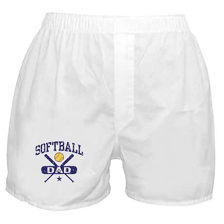 Softball Dad Boxer Shorts