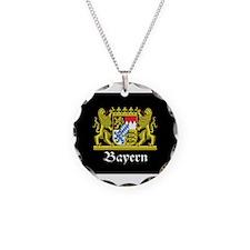 Black Bayern Necklace