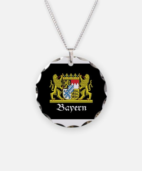Black Bayern Necklace