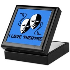 Love Theatre Keepsake Box