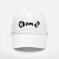 East Sleep Theatre Baseball Baseball Cap