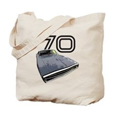 1970 Charger Tote Bag