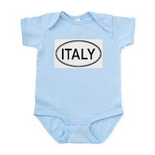 Italy Euro Infant Creeper