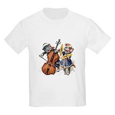 Christmas Musical Cats T-Shirt
