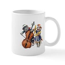Christmas Musical Cats Mug