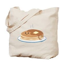 Breakfast Time Tote Bag