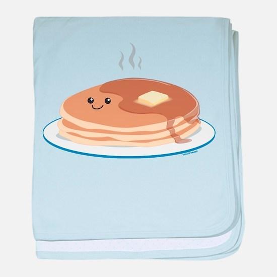 Breakfast Time baby blanket
