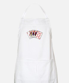 Diamond's Royal Flush Apron