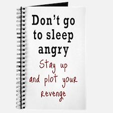 Plot Your Revenge Journal