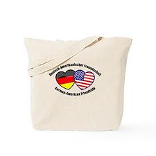 German-American Friendship Tote Bag