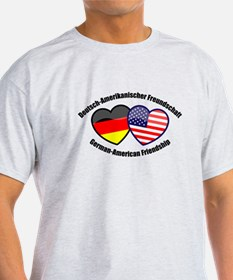 German-American Friendship T-Shirt