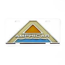 Amphicar Aluminum License Plate