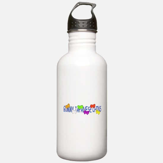 Japanese Chin Water Bottle