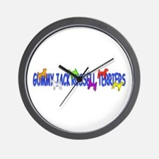 Jack Russell Terrier Wall Clock