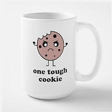 One Tough Cookie Large Mug