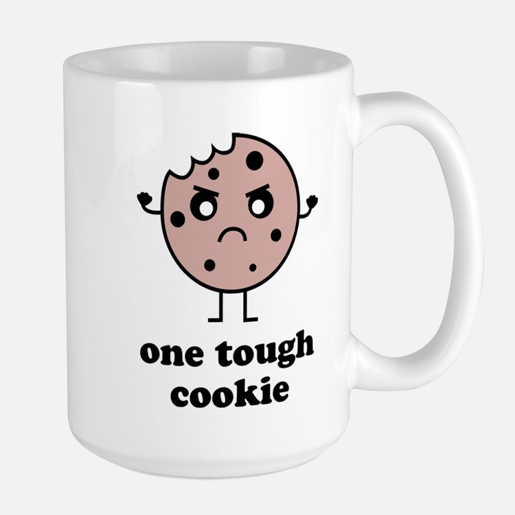 One Tough Cookie Mug
