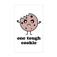 One Tough Cookie Decal