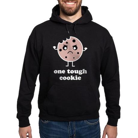 One Tough Cookie Hoodie (dark)