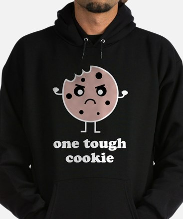 One Tough Cookie Hoodie (dark)