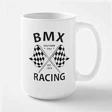 Vintage BMX Racing Mug