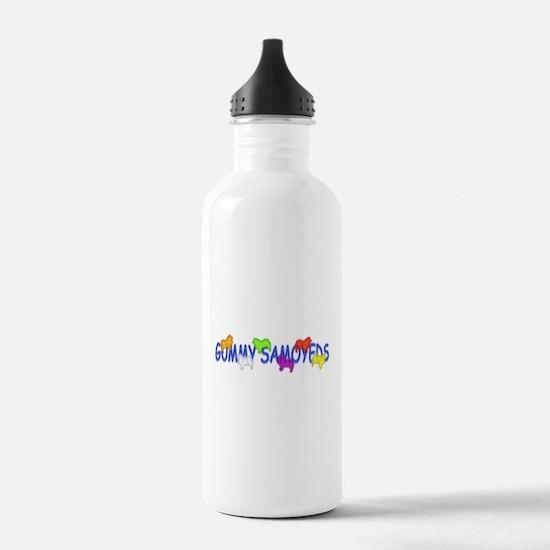 Samoyed Water Bottle