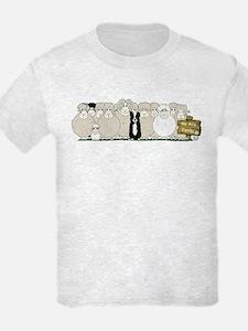 Sheep Family T-Shirt