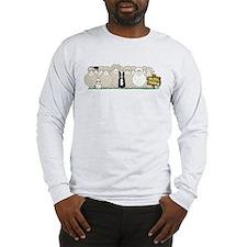 Sheep Family Long Sleeve T-Shirt