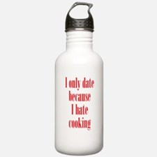 Cooking Date Water Bottle